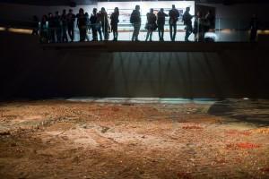 Panorama of the City of New York, Queens Museum, 2013.  Photo: Scott Rudd.  Courtesy Queens Museum