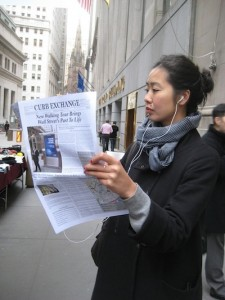 Curb Exchange: Print & Audio Walking Tour of Wall Street