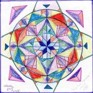 Shoshana's Mandala